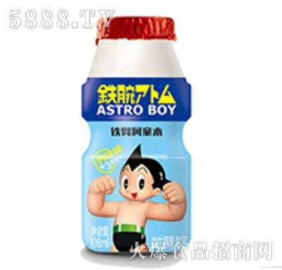 铁臂阿童木手益生菌乳饮品108毫升