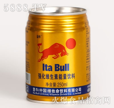 意牛强化维生素能量饮料