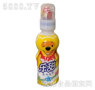 达橙芝士味乐甜乳味饮品200ml