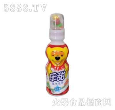 达橙草莓味乐甜乳味饮品200ml