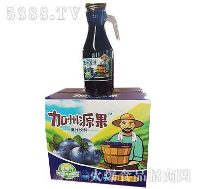 加州源果蓝莓汁1.5Lx6瓶
