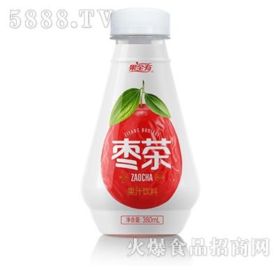 伊思特枣茶红枣果汁饮品380ml