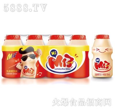 M仔乳酸菌饮品108mlx4瓶