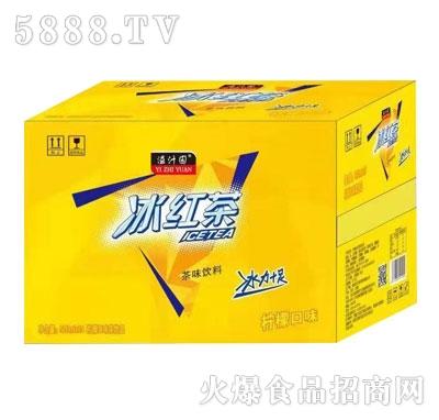 溢汁园冰红茶茶味饮料500mlX15