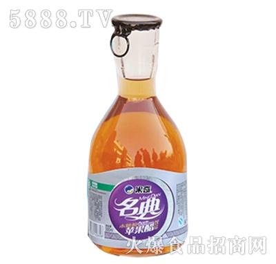米奇名典苹果醋300ml×12瓶产品图