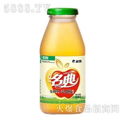 米奇名典发酵型苹果醋255ml×15瓶产品图