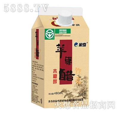 米奇木糖醇苹果醋480mlX15盒产品图