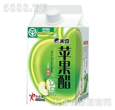 米奇精品苹果醋480ml×15盒产品图