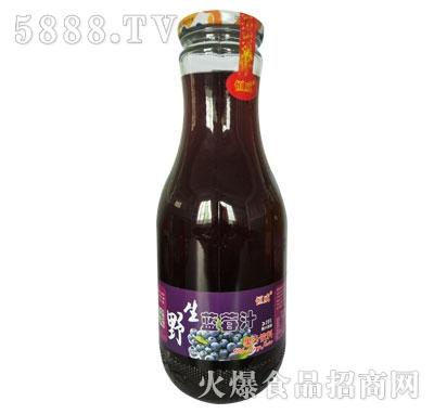 恒威野生蓝莓汁