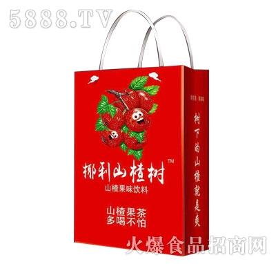 椰利山楂树山楂果味饮料(袋)