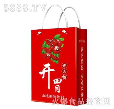 开胃老山楂山楂果味饮料(袋)