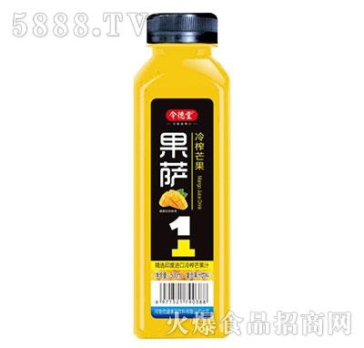 令德堂果萨冷榨芒果汁500ml
