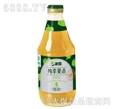 米奇纯萃果语280ml×12瓶