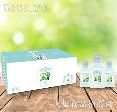 哈�邦柠檬芦荟果汁饮料350mlx15瓶