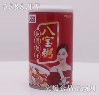 昌露桂圆莲子八宝粥320g