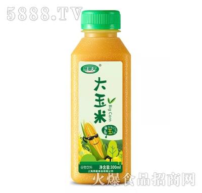 燕塞关玉米汁谷物饮料300ml