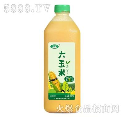 燕塞关玉米汁谷物饮料1.25L