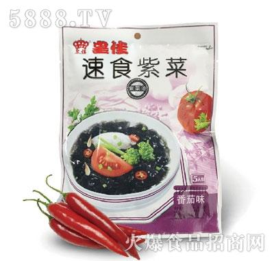 美味强紫菜汤番茄味62g