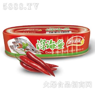 美味强深海鱼罐头150g产品图