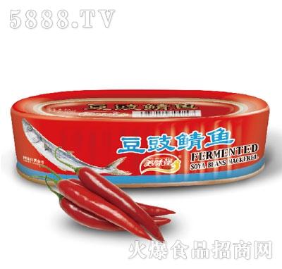 美味强豆鲭鱼罐头156g产品图