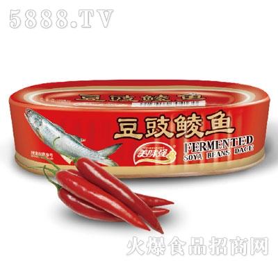 美味强豆鼓鲮鱼罐头156g产品图
