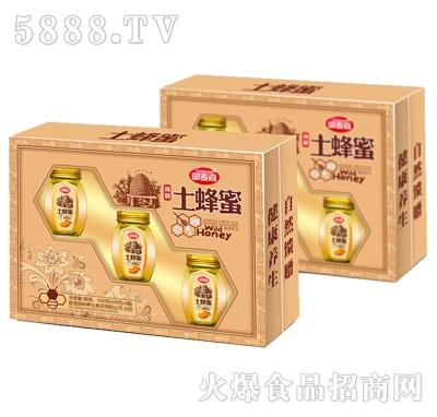 御麦嘉土蜂蜜礼盒装