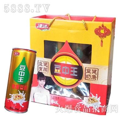 津沅豆中王豆奶240g产品图