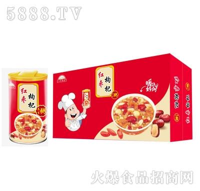 八百农庄红枣枸杞粥(箱)