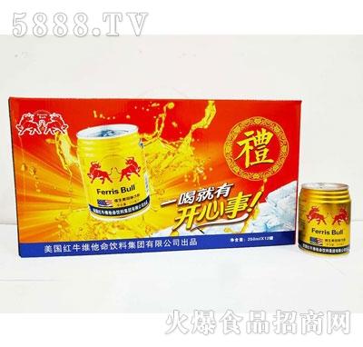 Ferris-Bull维生素风味饮料250mlX12