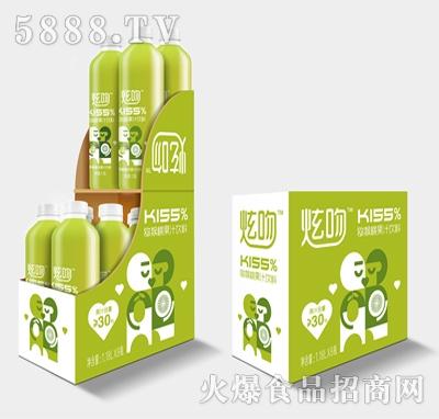炫吻猕猴桃果汁饮料1.18Lx8瓶
