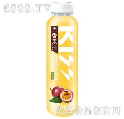 炫吻kiss百香果汁饮料500ml