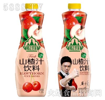 椰正世家山楂果汁饮料1.25L