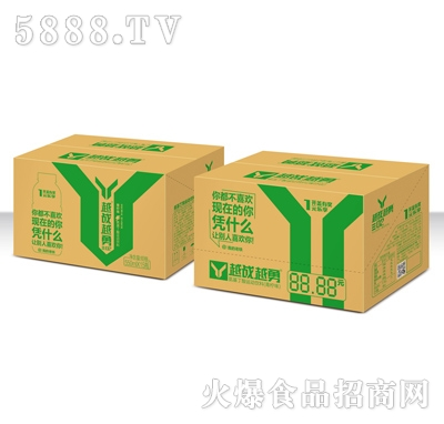 越战越勇氨基丁酸运动饮料青柠味550mlx15瓶