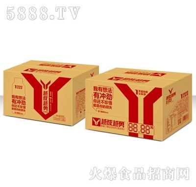 越战越勇氨基丁酸运动饮料荔枝味550mlx15瓶
