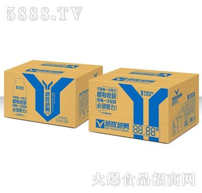越战越勇氨基丁酸运动饮料蓝莓味550mlx15瓶