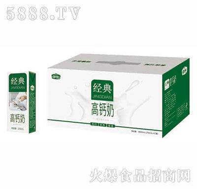 伊怡经典高钙奶1x12盒