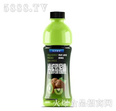 东方量健冷榨猕猴桃果汁饮料550ml