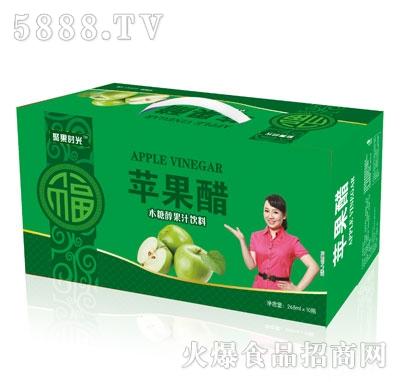 聚果时光苹果醋
