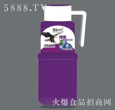 聚果时光蓝莓汁饮料1.5L