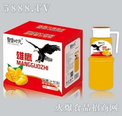 聚果时光芒果汁饮料1.5LX6瓶