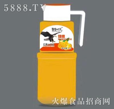 聚果时光芒果汁饮料1.5L