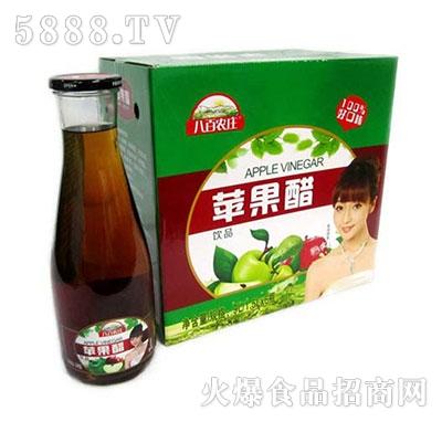 八百农庄苹果醋1.5Lx6瓶