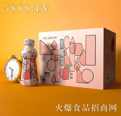 迈芙乳酸菌乳味饮品箱装