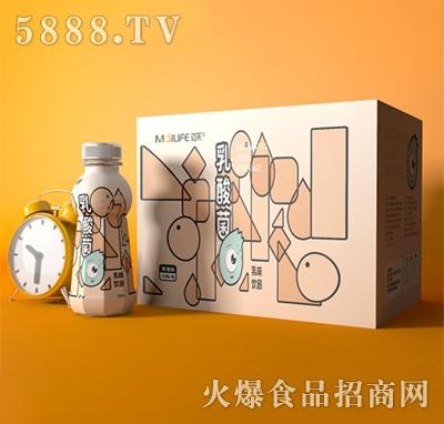 迈芙乳酸菌乳味饮料箱装