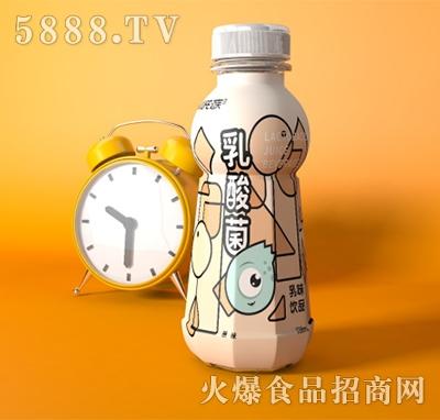 迈芙乳酸菌乳味饮料原味