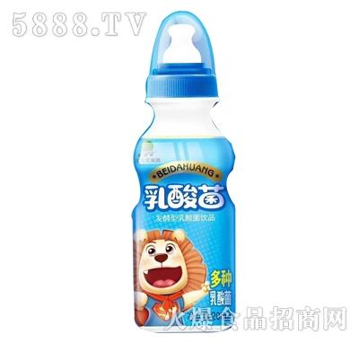 北大荒发酵乳酸菌蓝瓶饮品200ml