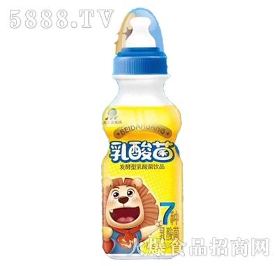 北大荒发酵乳酸菌黄瓶饮品200ml