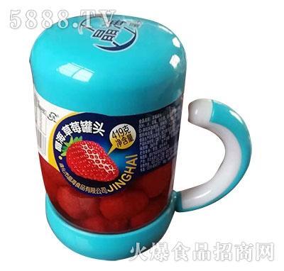 晶海草莓罐头419g