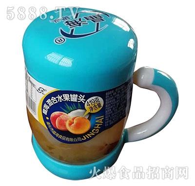 晶海混合水果罐头419g