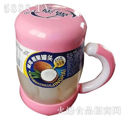 晶海椰果罐头419g